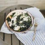 Pesto Tuscan Kale Salad
