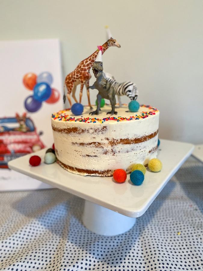 Paradox cake