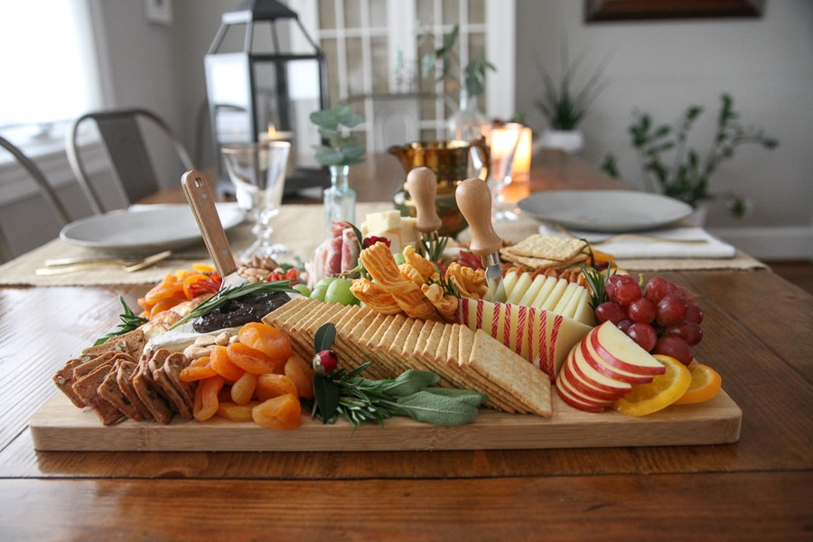 Thanksgiving Charcuterie Board