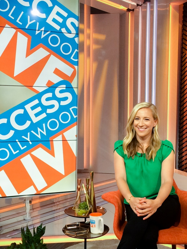 kath at access hollywood