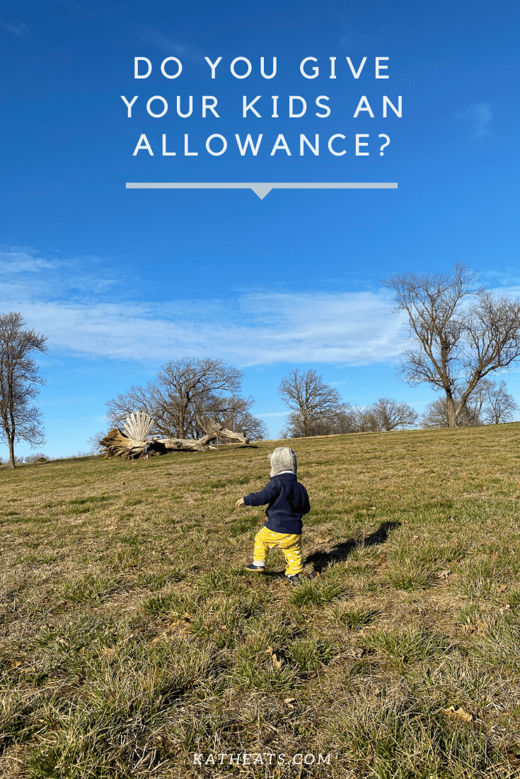 Do You Give Your Kids An Allowance?