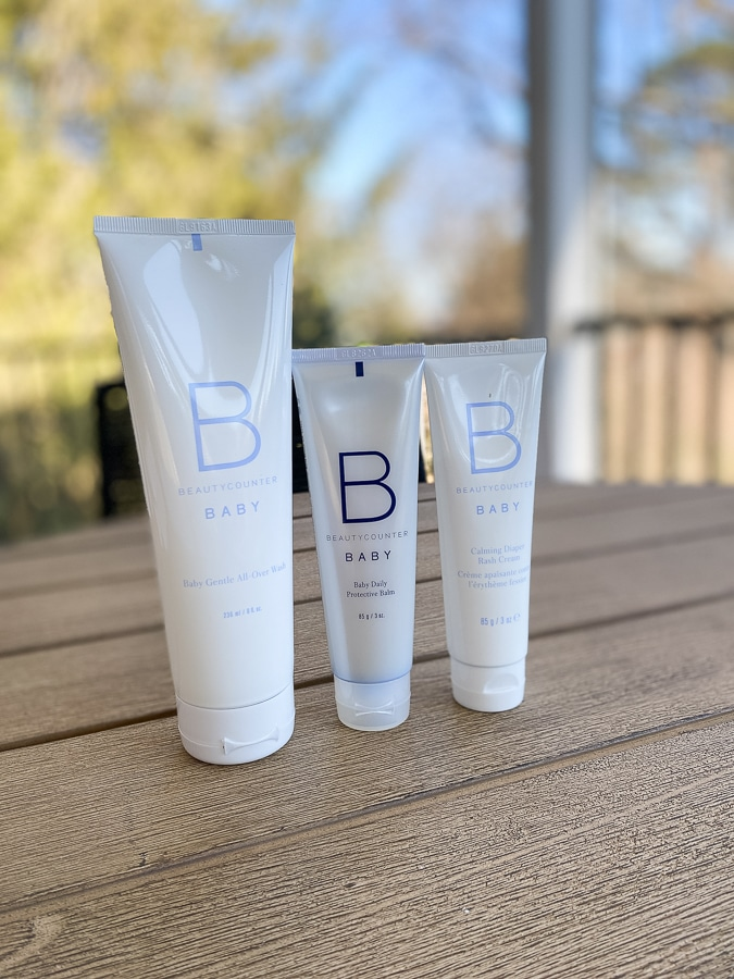 Favorite Baby Care Products