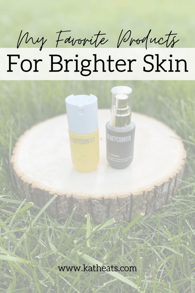 Beautycounter Products For Brighter Skin