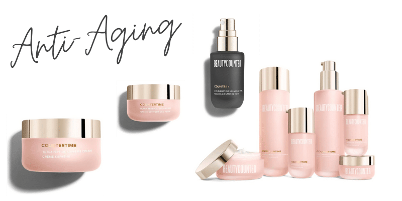 Beautycounter products for anti aging