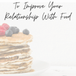 graphic for 10 mindful eating posts