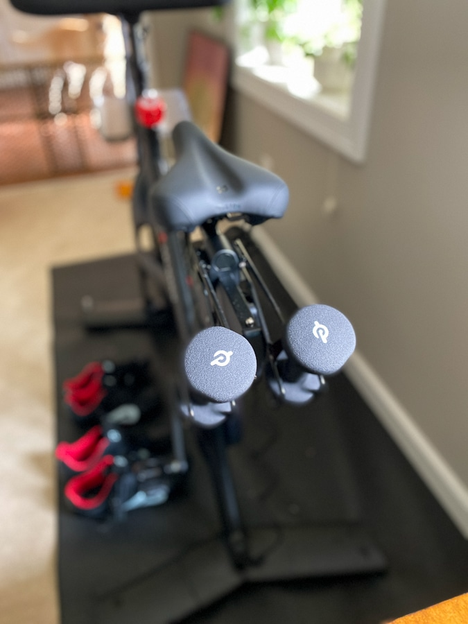 Peloton 3 pound weights