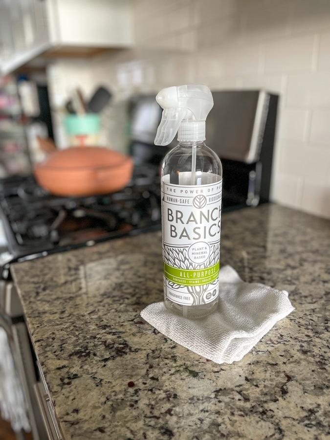 branch basics greener cleaner