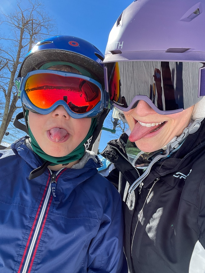 our day trip to Wintergreen
