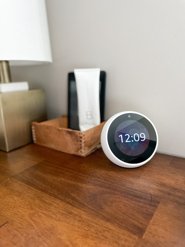 smart home with echo dot