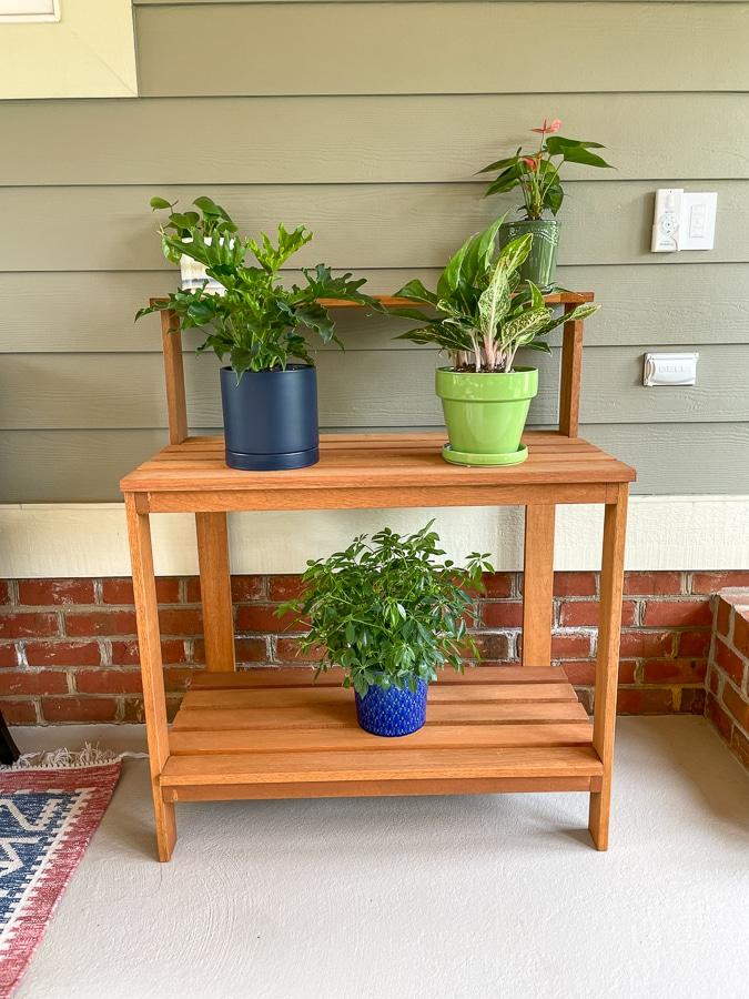 wayfair potting bench