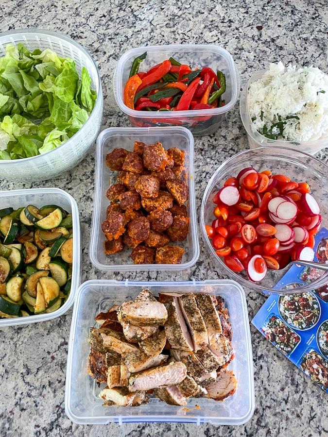 blue apron meal prep box review