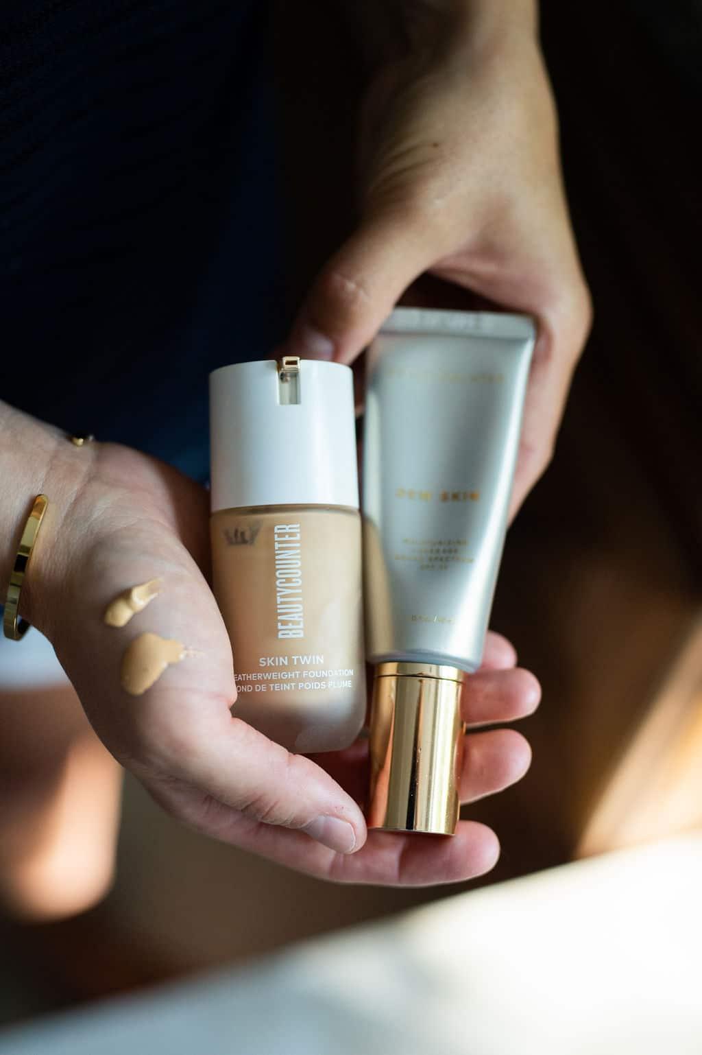 Beautycounter Skin Twin & Dew Skin