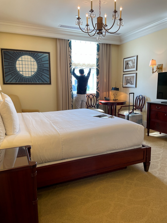 review of Jefferson Hotel