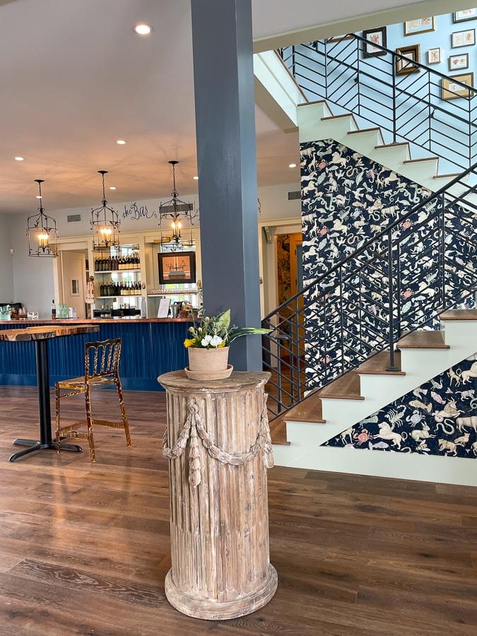 merrie mill tasting room entrance
