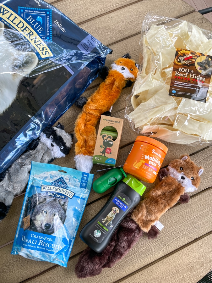 Chewy review favorites we ordered