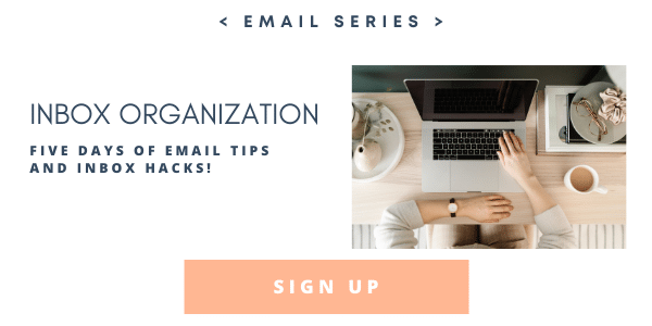 graphic for free email class