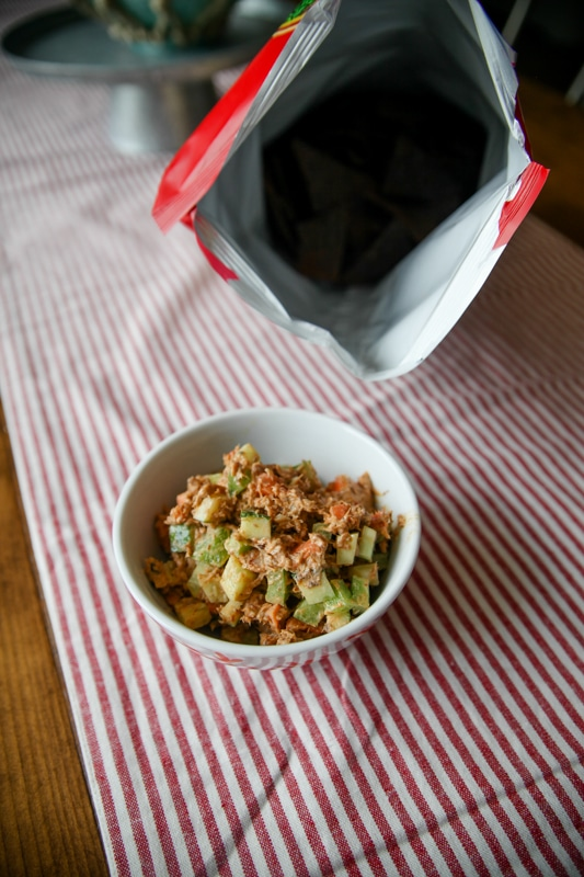The Very Best Sardine Salad