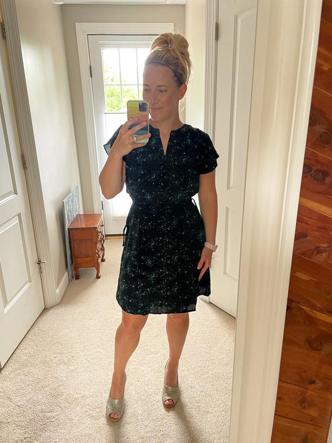 41 Hawthorn Celia Sleeve Detail Dress | fashion week