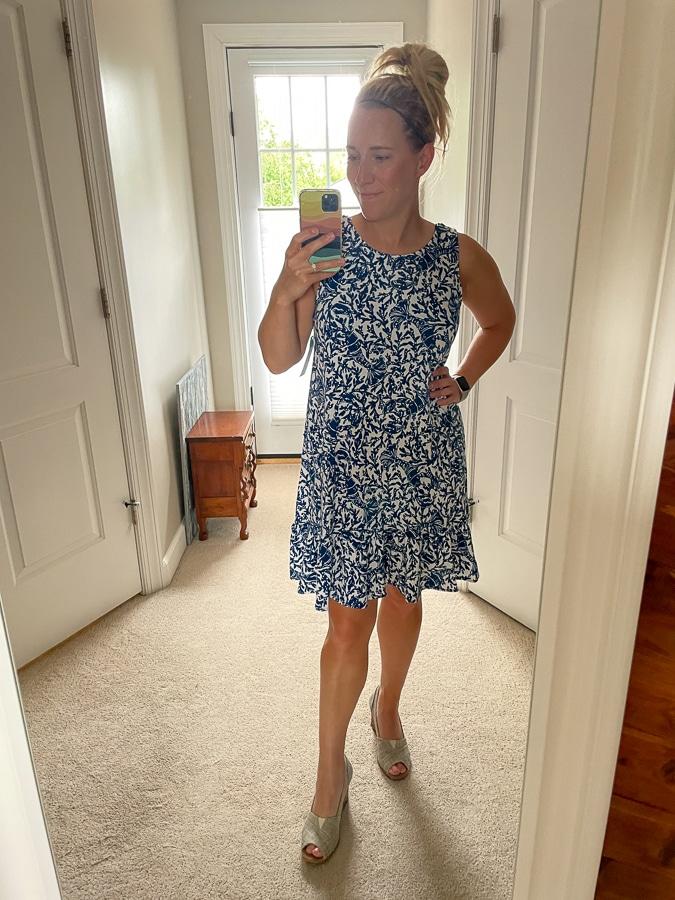 Lilly Pulitzer Kristen Swing Dress | fashion week