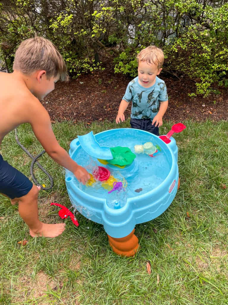 kids water day