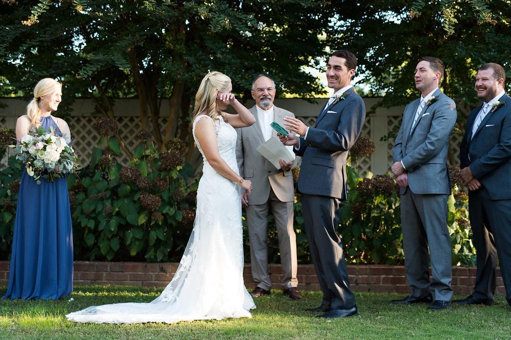 kath and thomas wedding vows