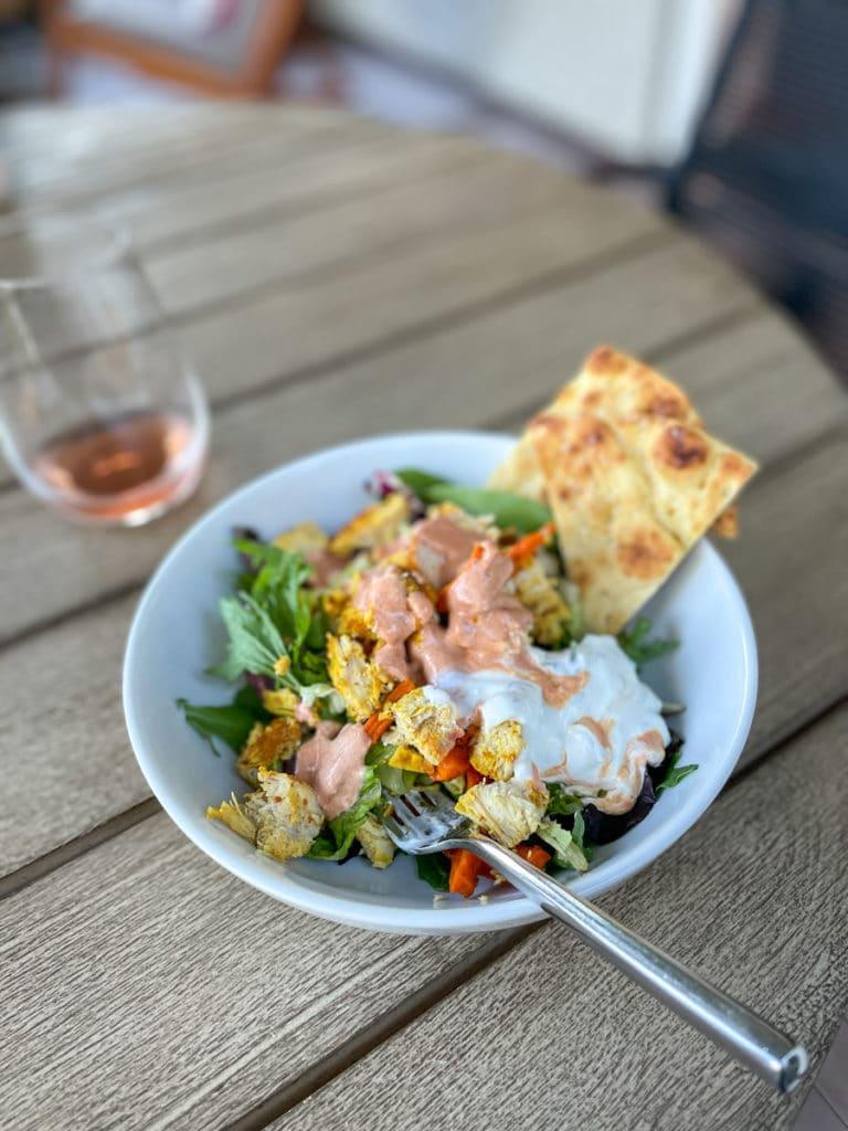 Pita Dinner 3 Ways